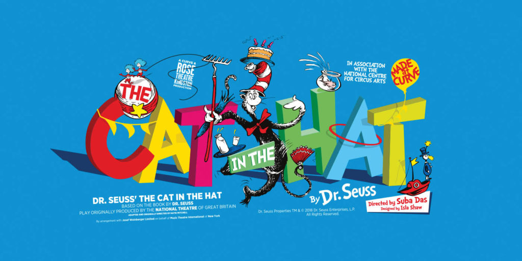Children's classic The Cat in the Hat visits the Playhouse for five nights of mayhem this February