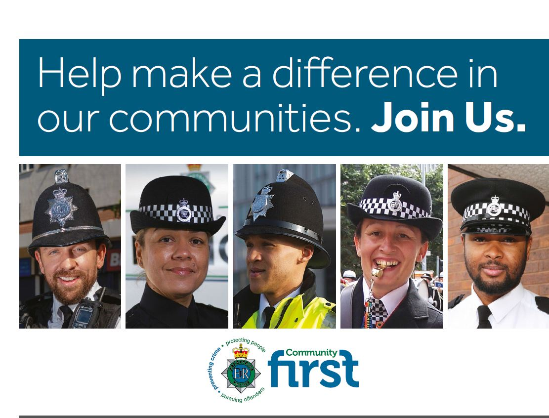 Recruitment lines for Merseyside Police are now open.