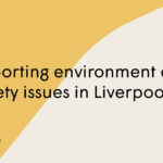 Reporting environment and safety issues in Liverpool city centre