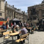 Sensational street food returns to Exchange Flags with The Food Market Liverpool