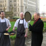 The Liverpool Pancake Race