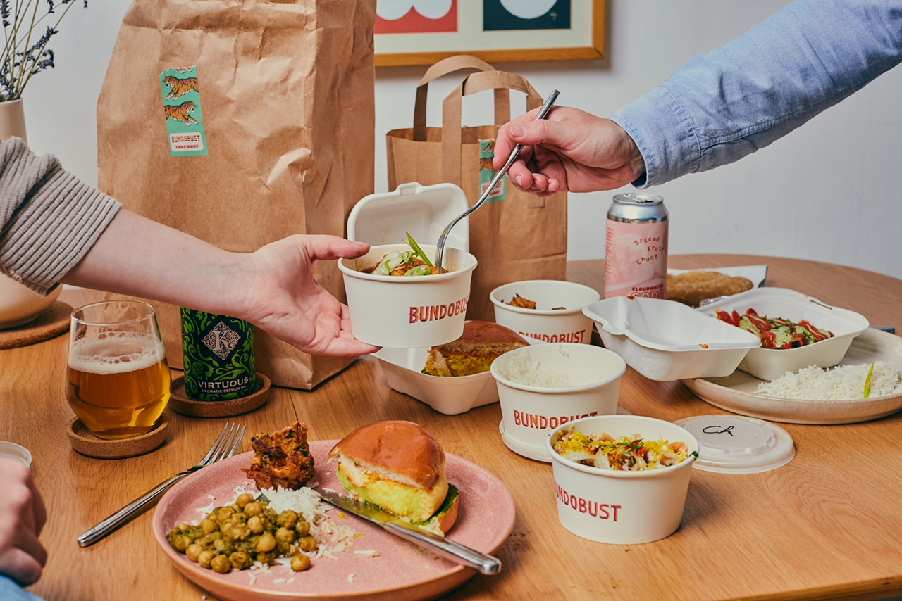 Signed, Sealed, Delivered: Bundobust re-Open - Swing by, Click & Collect, or Delivery