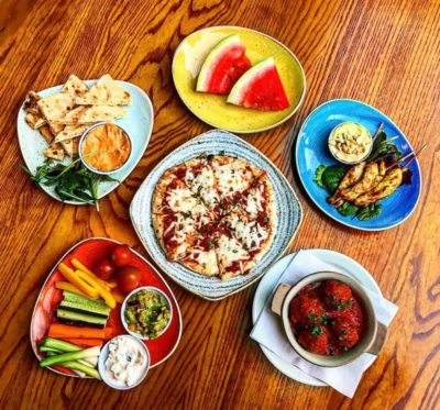 Silk Rd launches all new childrens menu ahead of easter celebrations