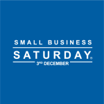 Support Small Business Saturday 3 December