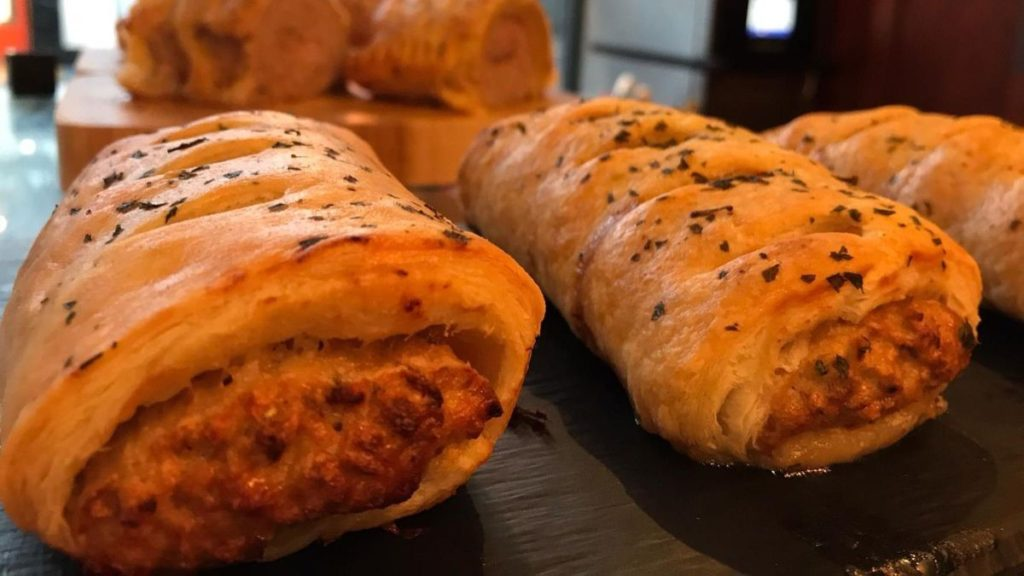 Your Veganuary, courtesy of 200 Degrees Liverpool_SausageRoll