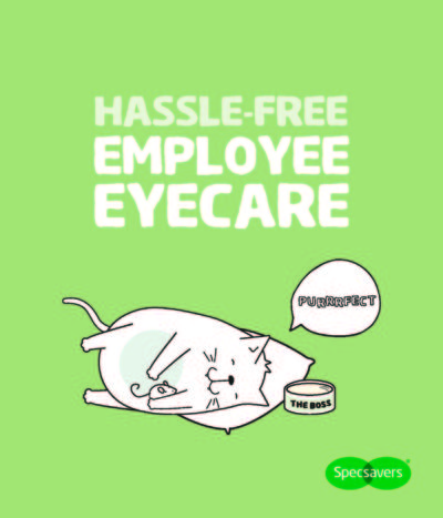 Specsavers Corporate Eyecare Employee Scheme