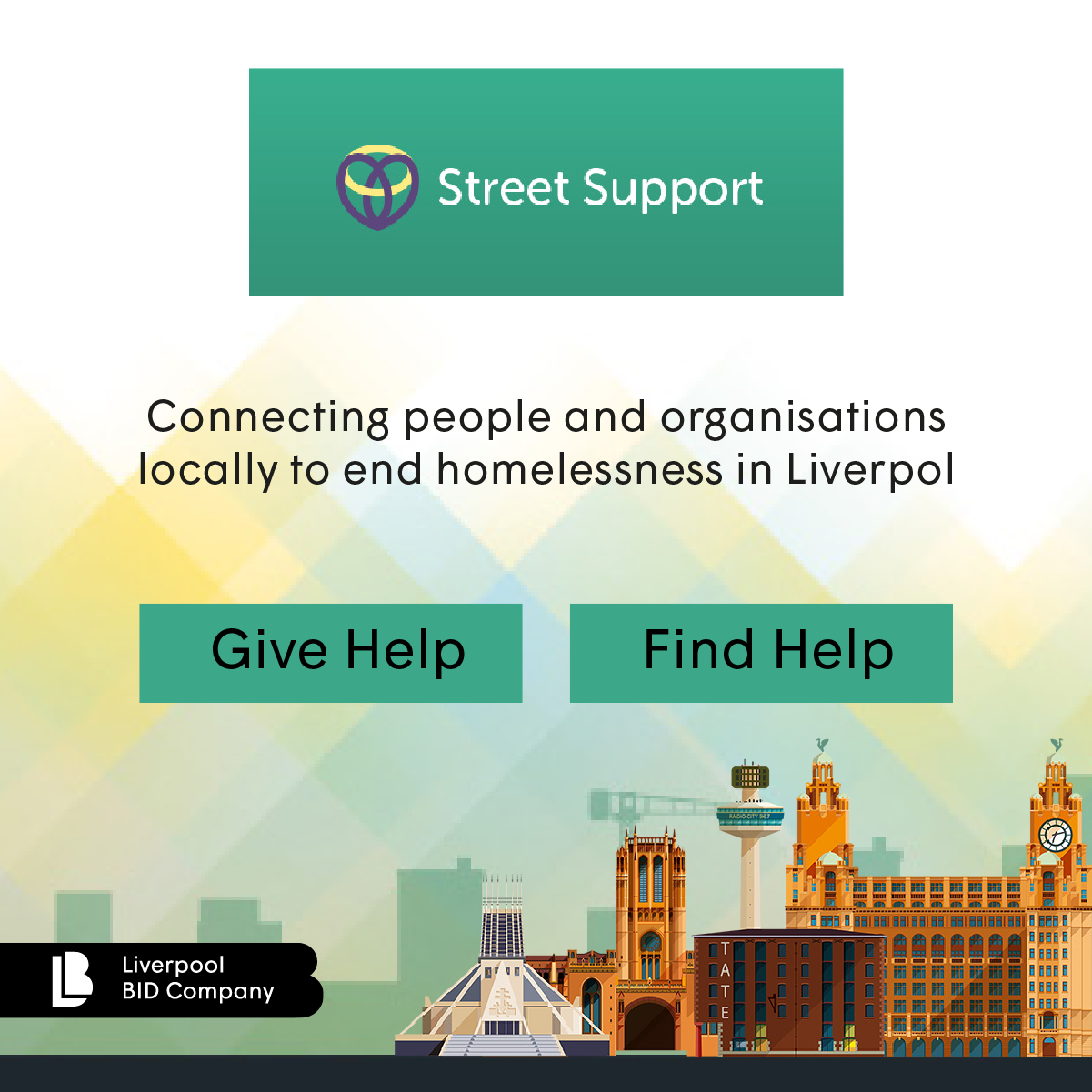Street Support - Ending homelessness - Liverpool BID Company 2