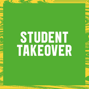 Student Takeover 2020 – Get Involved