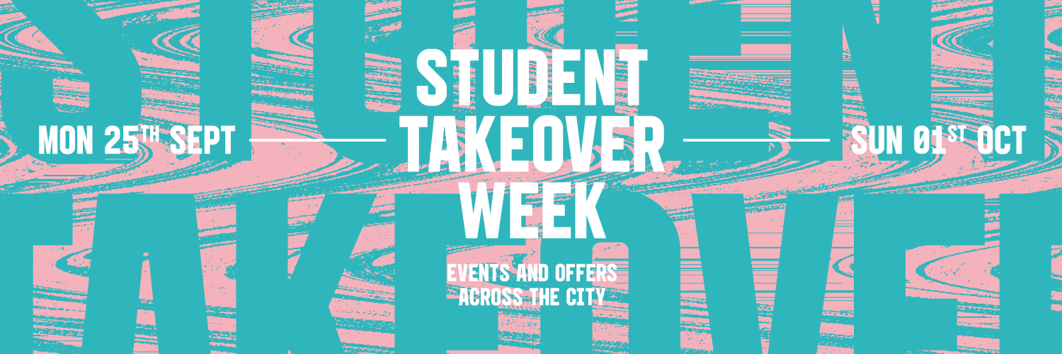 Student Takeover Week - Twitter
