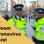 The BID Police Team talk coronavirus, guidance and social distancing measures