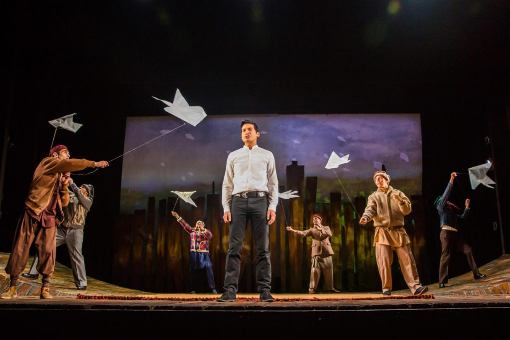The Kite Runner flies home to the Playhouse following West
