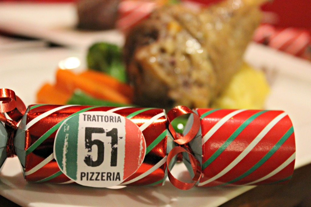 Trattoria 51 set to fly the Italian flag this Christmas with colour coordinated festive menus