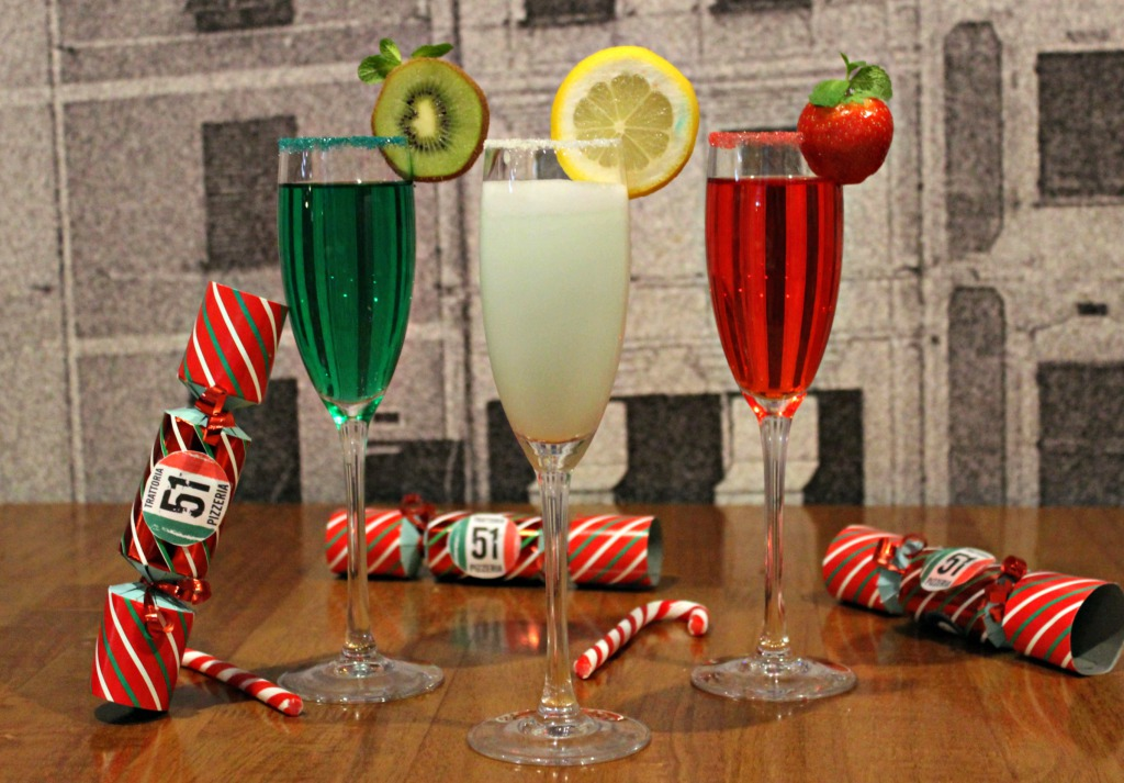 Trattoria 51 raises a toast to the festive season with trio of tipples