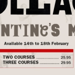 Valentine's deals at Collage Restaurant at Radisson Blu Liverpool