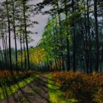 A Walk in Autumn exhibition at dot-art Gallery