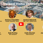 Watch the Liverpool Visitor Economy Panel video from 25 June