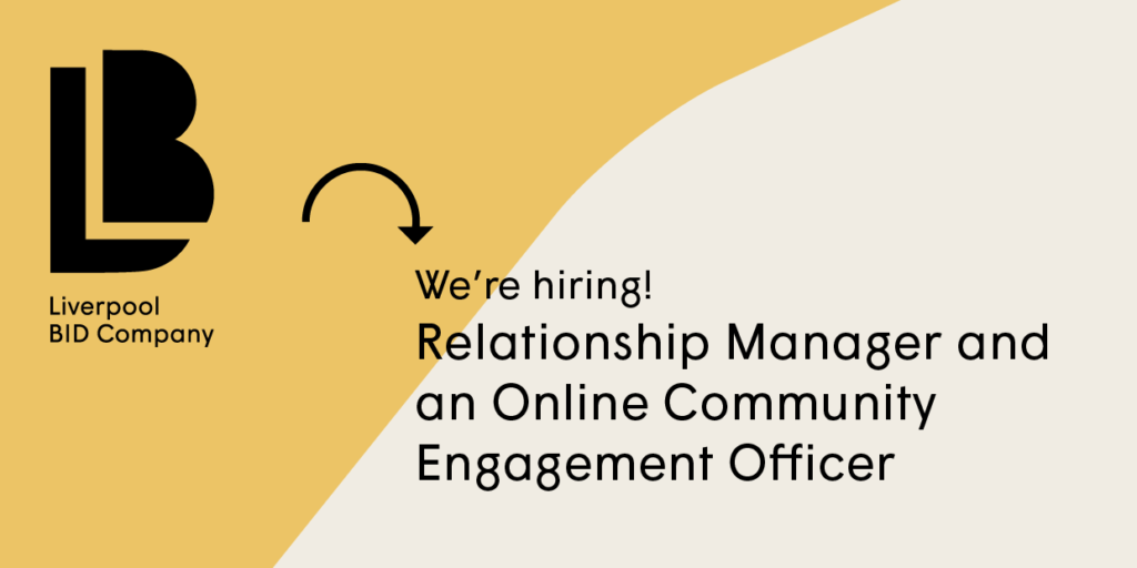 We're hiring a Relationship Manager and an Online Community Engagement Officer