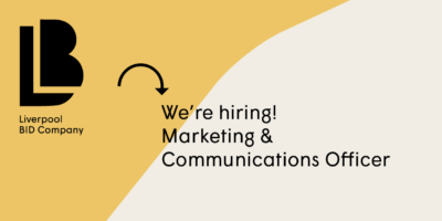 We are hiring Marketing & Communications Officer
