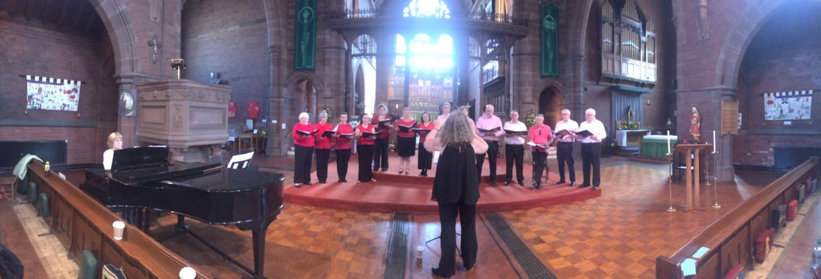 Liverpool BID Choir