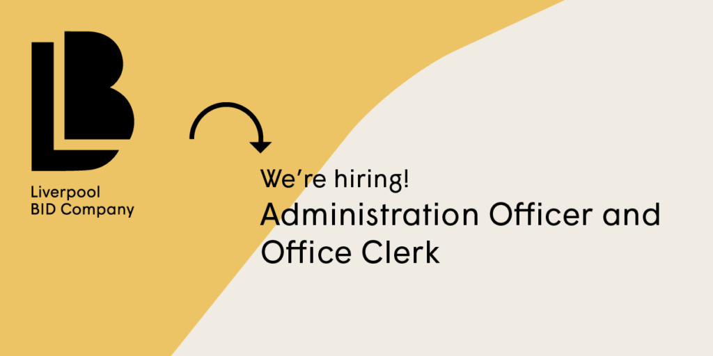 We're hiring an Administration Officer and an Office Clerk