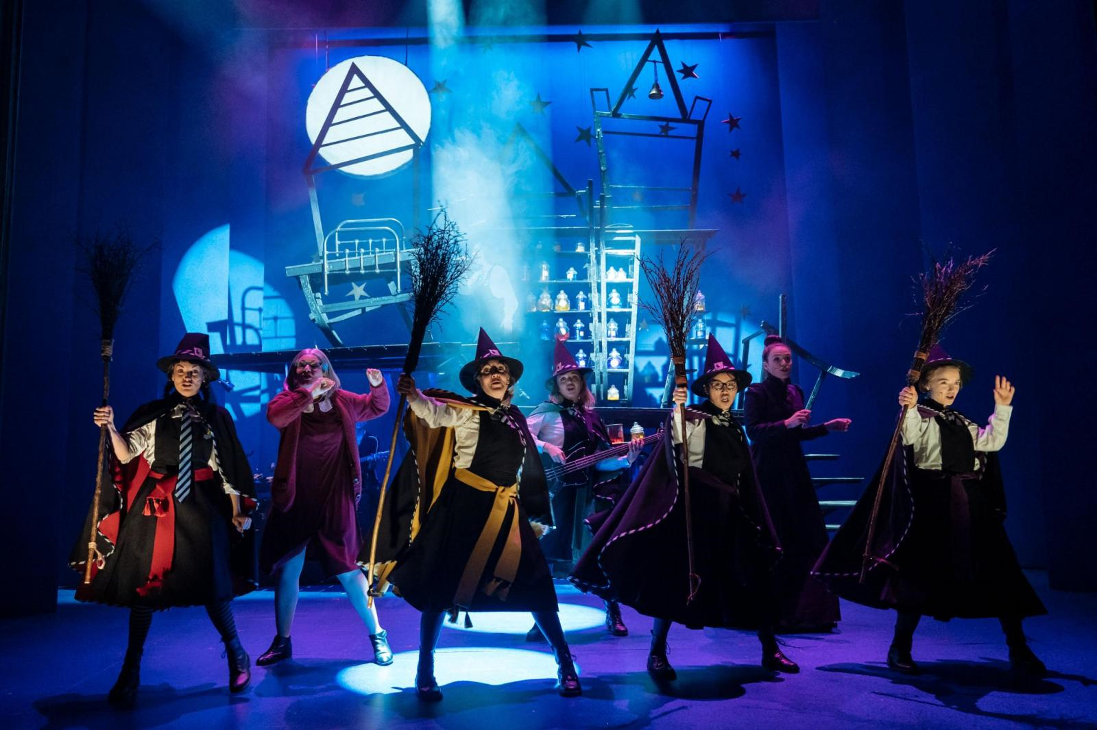 Mildred Hubble spells trouble for Liverpool, as The Worst Witch swoops into the Playhouse