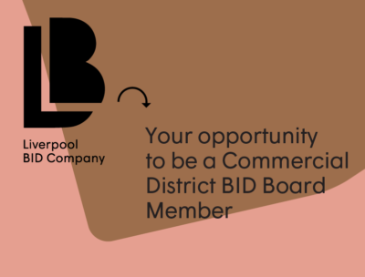 Your Opportunity to be a Commercial District BID Board Member