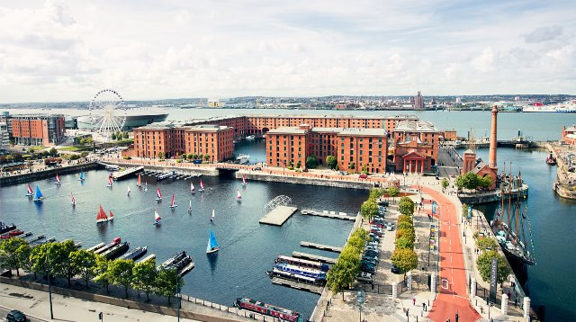 Aberdeen Asset Management announce new vision for Albert Dock Liverpool