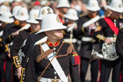 Marching towards Armed Forces Week 2019