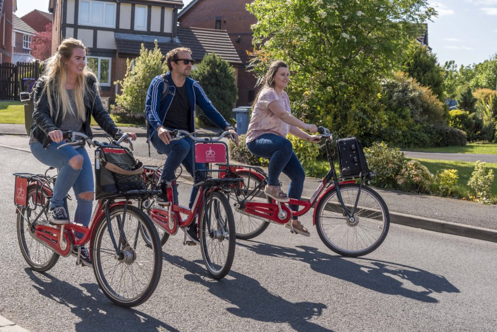 Bike & Go offers fun-seekers cut-price day out this April