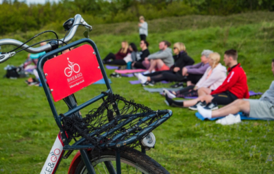 Bike & Go's Cycle to the Sands shines a light on mental health