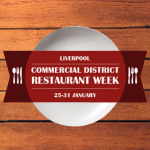 Join Liverpool Restaurant Week 25-31 Jan