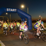 Liverpool's business community joins forces for charity bike ride