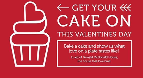 Get Your Cake On This Valentines Day