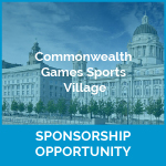 Commonwealth Games Sports Village – Sponsorship Opportunity