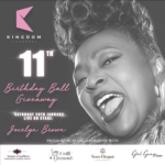 Kingdom's 11th Birthday Ball