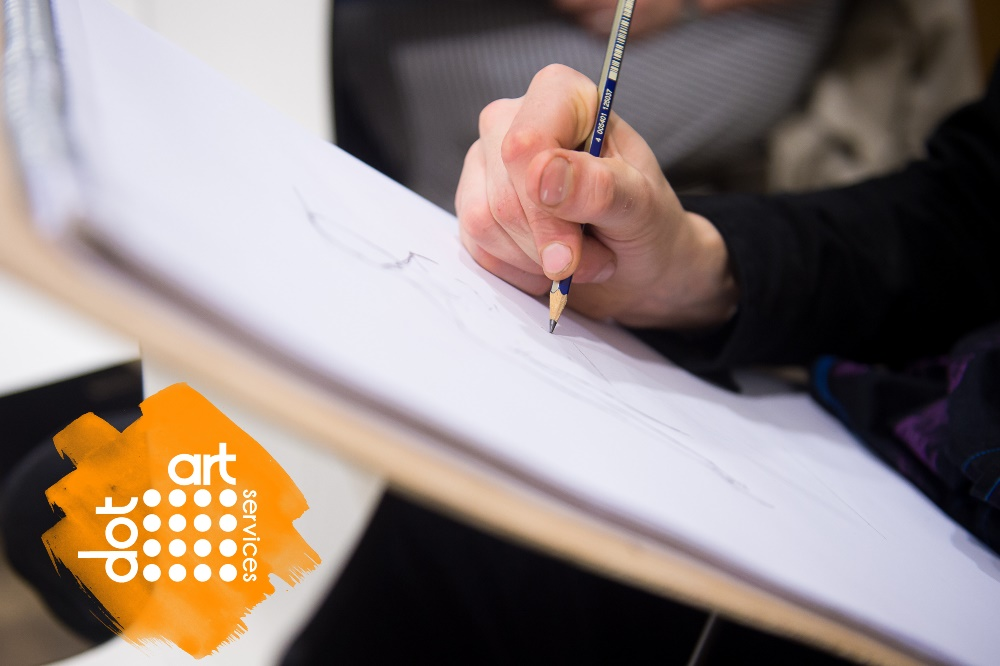 Creative Courses for the Winter from dot-art