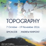 Topography Exhibition at Dot-art