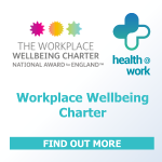 Get onto the Workplace Wellbeing Charter