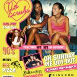 Sunday night at Kingdom – taking you back to the 90s.