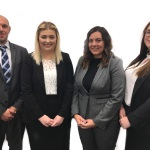 Kirwans develops in-house talent with four new training contracts
