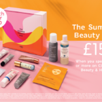 Get a Summer Beauty Box worth £110 for just £15 at Marks & Spencer