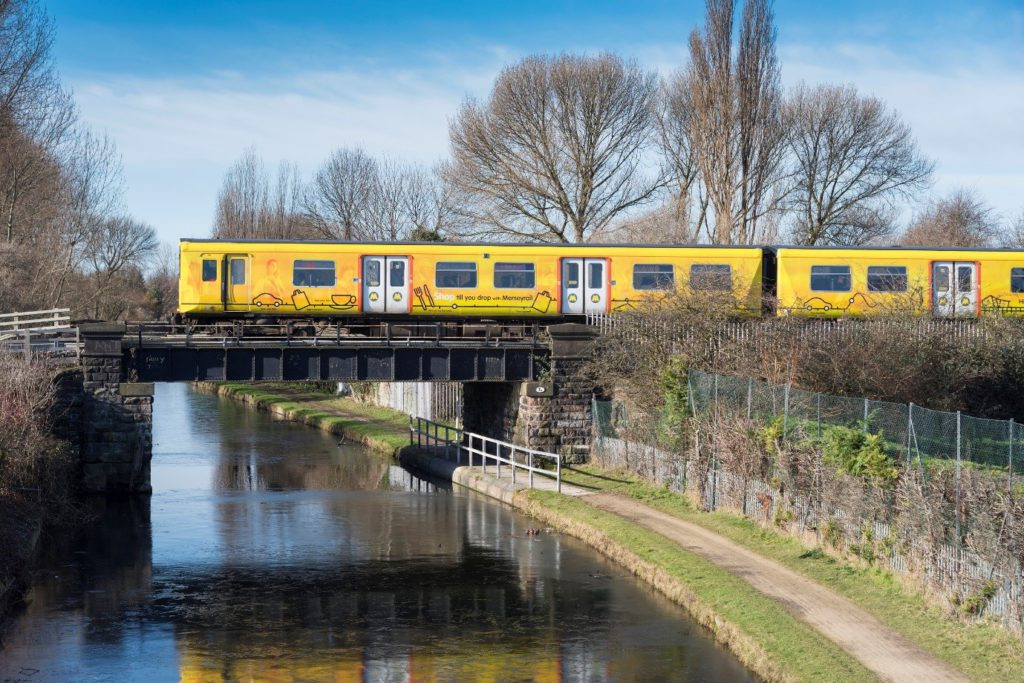 Merseyrail Northern Line, Track Renewals January 2020