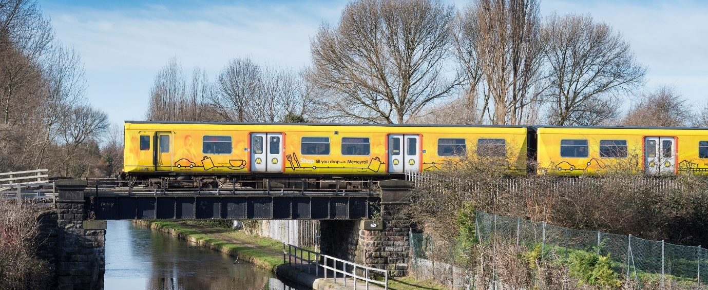 Increase in Merseyrail services following further easing of lockdown restrictions