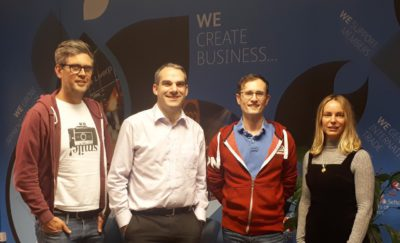Liverpool Chamber of Commerce announces strategic partnership with Mashbo