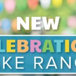 Celebrate any occasion with Poundbakery's new Celebratory Cake Range