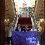 Liverpool retains its purple flag