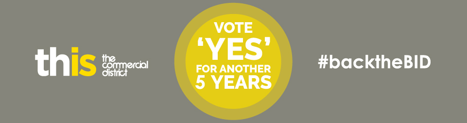 Vote YES for the BID ballot