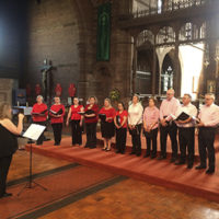 Liverpool BID Company Community Choir