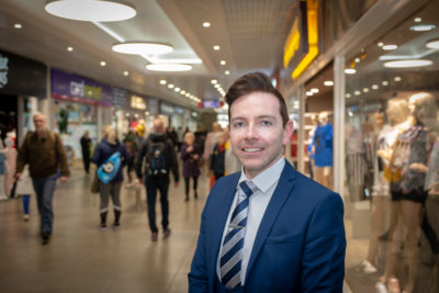 Liverpool's St Johns Shopping Centre is bucking the national retail trend