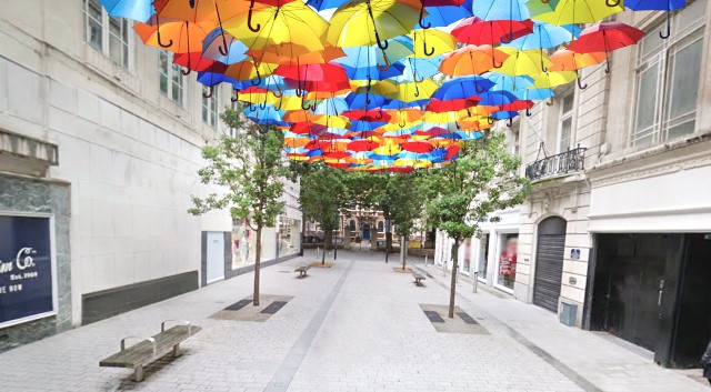 Liverpool set for iconic new art installation called the Umbrella Project this summer